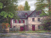 Antique Originals - Salem House by Chuck Pinson