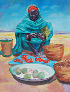 Mohamed Fadul - Saleswoman  2