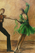Earth Tone Originals - Salsa by Sheri  Chakamian