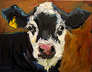 Diane Whitehead - Salt and Pepper Cow