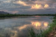 Tam Ryan - Salt River Sunset