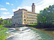 Tess Baxter - Salts Mill at Saltaire