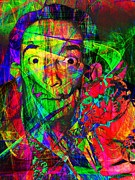 Celebrity Artist Posters - Salvador Dali 20130613 Poster by Wingsdomain Art and Photography