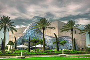 St Petersburg Florida Metal Prints - Salvador Dali Museum Metal Print by Mal Bray