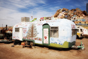 Salvation Mountain Posters - Salvation Trailer Poster by Hugh Smith