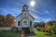Midland Photos - Sam Black Church by Jaki Miller