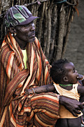 Mark Coran - Samburu Elder and son