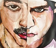 Eminem Mixed Media - Same love by Emma  Cooper