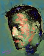 Hope Digital Art - Sammy Davis Jr. by Arne Hansen