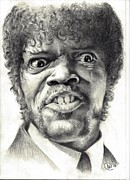 Sammy L Print by Tim Thorpe