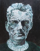 Samuel Originals - Samuel Beckett by Mike  Hoover