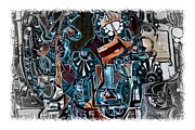 Owner Prints - San Antonio Graffiti - No.8345 Print by Joe Finney