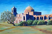 Architecture Originals - San Antonio Mission by Scott Alcorn