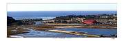 San Dieguito Lagoon Print by Jim Coffee