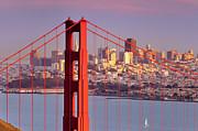 San Francisco Print by Brian Jannsen