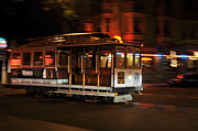 Brakeman Photos - San Francisco Cable Car by Scott Lenhart