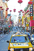 Author and Photographer Laura Wrede - San Francisco China Town