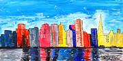 Neal Barbosa - San Francisco cityscape
