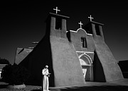 Jason Neely Acrylic Prints - San Francisco de Asis Mission - Rancho de Taos - New Mexico Acrylic Print by Jason Neely