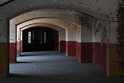 Archways Posters - San Francisco Fort Point 5D21543 Poster by Wingsdomain Art and Photography