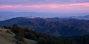 Relaxing Photo Originals - San Francisco from Mount Tam by Matt Tilghman