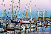 Author and Photographer Laura Wrede - San Francisco Harbor at...
