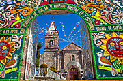 Religious Art Photos - San Francisco Mexico by John  Bartosik
