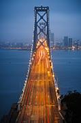 Adam Romanowicz - San Francisco - Oakland Bay Bridge