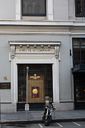 Jeweler Photos - San Francisco Shreve Storefront - 5D20583 by Wingsdomain Art and Photography