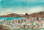 Frank Bright - San Francisco Skyline...