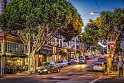 Susan Leonard - San Francisco street