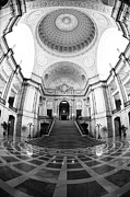 Hall Digital Art Originals - San Franciscos City Hall by Sarah Kramer