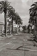 San Francisco Street Photos - San Fransico Street  by John McGraw