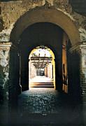 Marilyn Wilson - San Juan Capistrano Archway