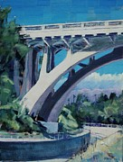 Richard  Willson - San Rafael Bridge