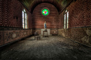Christ Child Posters - Sanctuary in Solitude Poster by Jason Green