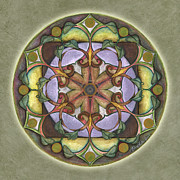 Jo Thomas Blaine - Sanctuary Mandala