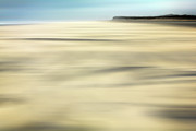 Metal Art Photography Posters - Sand - a Tranquil Moments Landscape Poster by Dan Carmichael