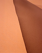 Coral Pink Sand Dunes Photos - Sand Dune Edge by Rich Franco
