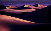 Sand Dunes Posters - Sand Dunes at sunrise Poster by Paul W Faust -  Impressions of Light