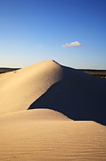 Steep Sand Framed Prints - Sand Dunes Eucla Western Australia Framed Print by Colin and Linda McKie