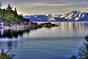 William Havle - Sand Harbor Mountain View