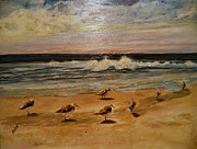 Arlen Avernian Thorensen - Sand Pipers