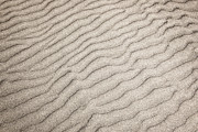 Drift Prints - Sand ripples natural abstract Print by Elena Elisseeva