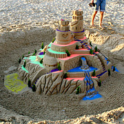 Art Block Collections - Sandcastle