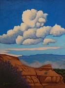 Gayle Faucette Wisbon - Sandia Clouds