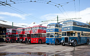Andrew Gaylor - Sandtoft Trolley Buses