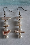 Amy Gallagher - Sandy Beaches Earrings