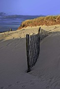 East Dennis Metal Prints - Sandy Neck Metal Print by Keith Woodbury