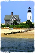 Stephen Stookey - Sandy Neck Light